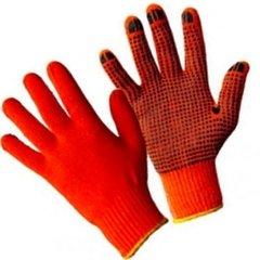 Акриловые перчатки зимние