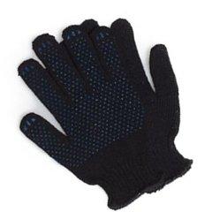 Тёплая зимняя перчатка из шерстяной нити